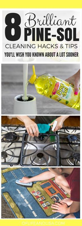 OMG! I never knew these hacks about Pine-Sol! I wish I knew about these tricks sooner. Repin if you agree! #repin #pinterest #cleaning #home #life #hacks #tips