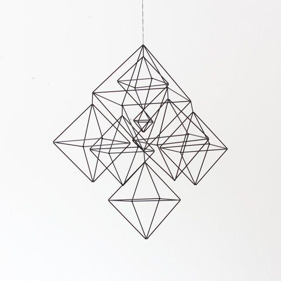 Modern Hanging Mobile