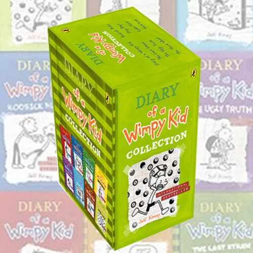 23 best childrens books collection images on pinterest baby diary of a wimpy kid 9 books box set with the diaries of robins toys box set solutioingenieria Images