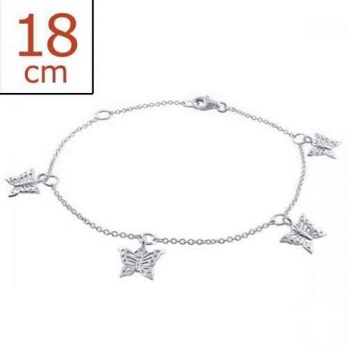 Chain Butterfly-925 (Sterling Silver), Bracelet