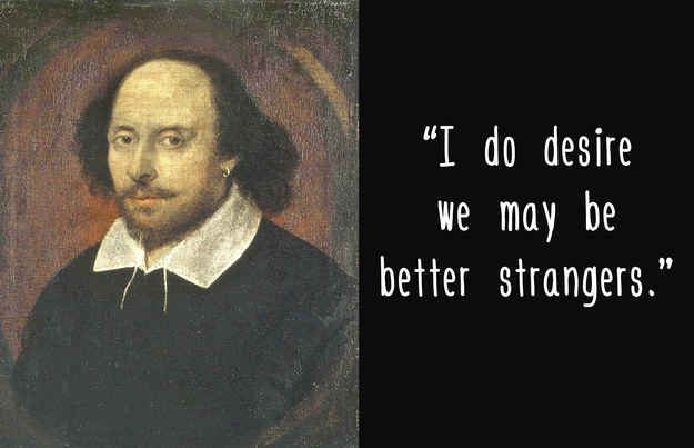 Shakespeare Quotes: Best 25+ Insulting Quotes Ideas On Pinterest