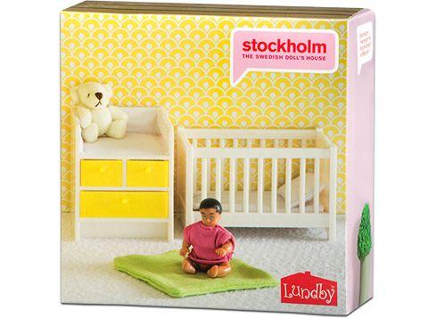 LUNDBY 9053 Stockholm barnkammarset
