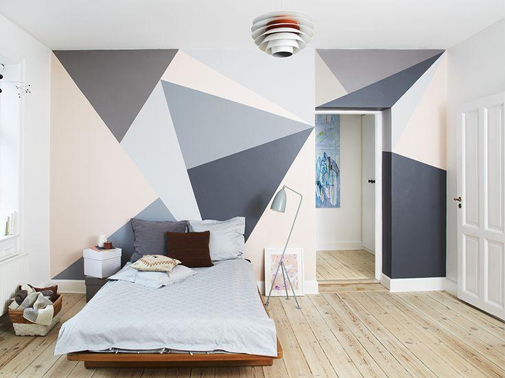 La hjemmet ditt gjenspeile hvem du er, og sett ditt eget fargerike og grafiske preg på vegger og detaljer. Det er både gøy og enkelt!