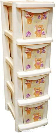 Little Angel Детский комод Bears  — 2102р. --------------------- Вместительный, современный и удобный дизайн комода идеально подойдет для детской комнаты. Сглаженные углы и облегченная конструкция комода безопасны даже для самых активных малышей. Спокойные пастельные цвета комода станут прекрасным дополнением для детской комнаты.