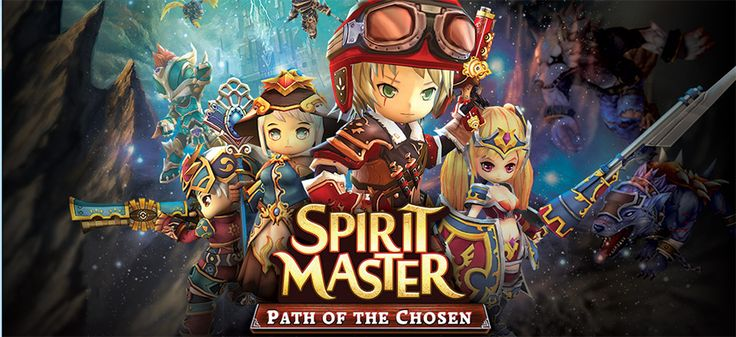 cool ZQ Games opens up pre-registration for their upcoming RPG Spirit Master