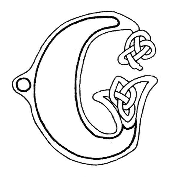 celtic-letters-g.jpg 574×591 pixels