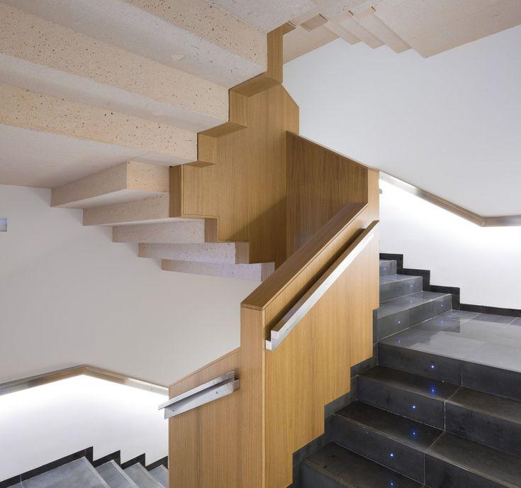 Rafael Moneo . Museo Universidad de Navarra . Pamplona (14): beautiful combination of materials
