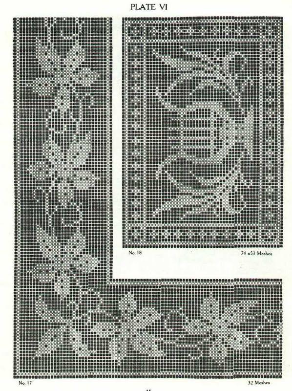 Filet Crochet vol. 2