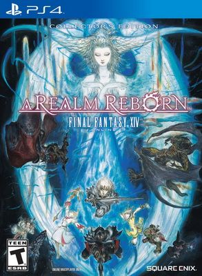 Final Fantasy XIV: A Realm Reborn (Collector's Edition), Best MMO EVER