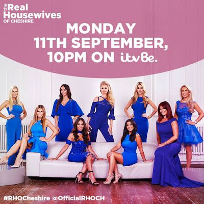 The Real Housewives Of Cheshire Season Six Gets A Premiere Date!