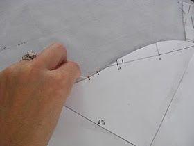 Modern Twist: How-To: Drafting a Sleeve