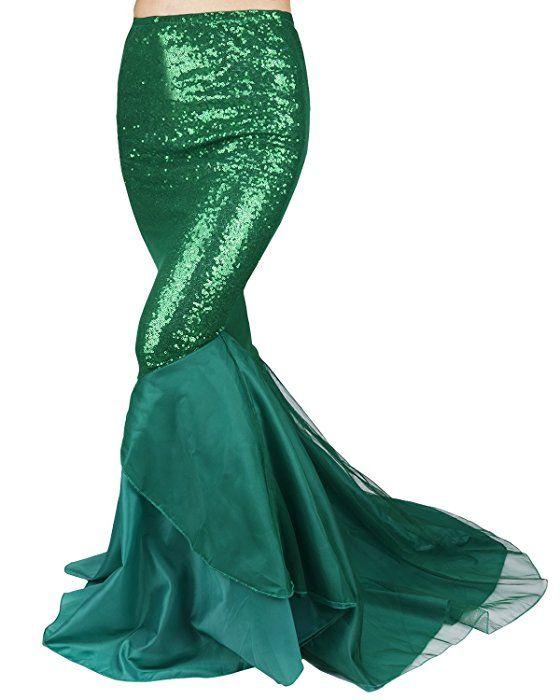 Kleid grun karneval