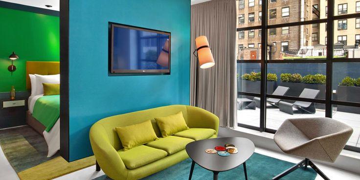 A Hidden NYC Mystery Hotel (New York City, New York) - #Jetsetter