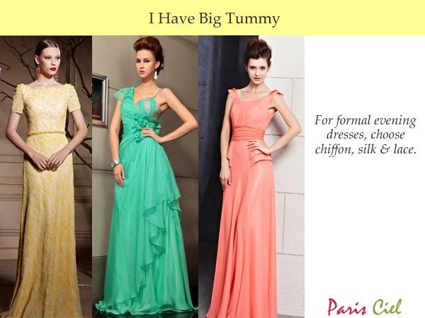 We share tips on how to hide tummy fat with smart & stylish dressing.
