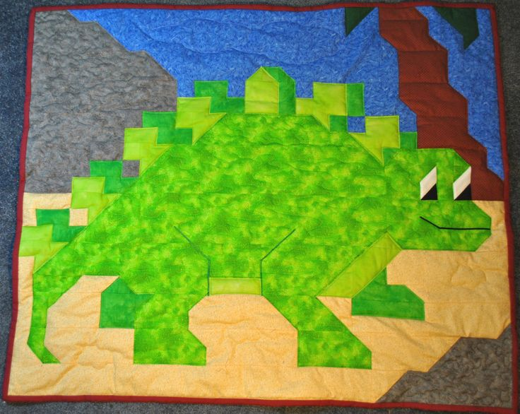 43 Best Dinosaur Quilts And Room Ideas Images On Pinterest