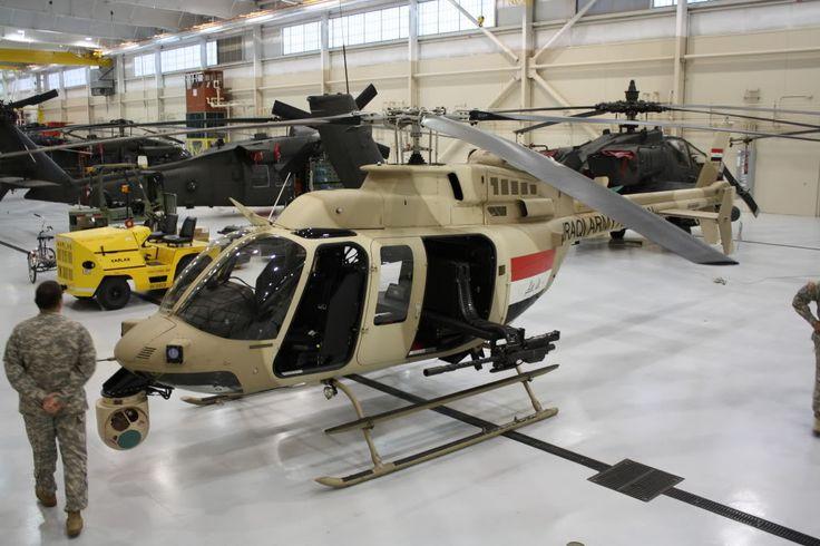 مروحية الاستطلاع المسلح Bell 407GT Ac33ce08c045d17112c88c1267a3f497