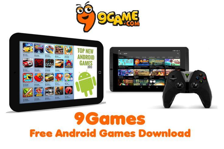 9games - Free Android Games Download - Kikguru