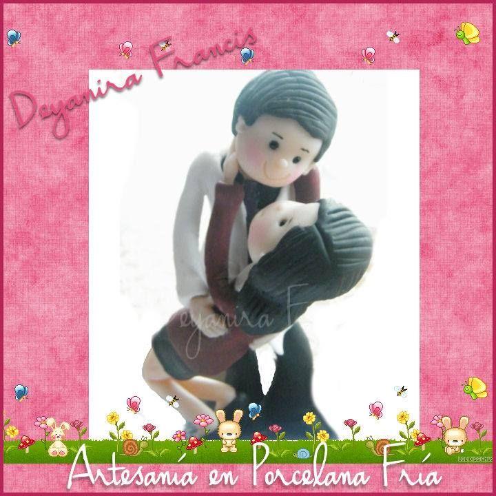 #Novios Porcelana Fría  - Deyanira Francis