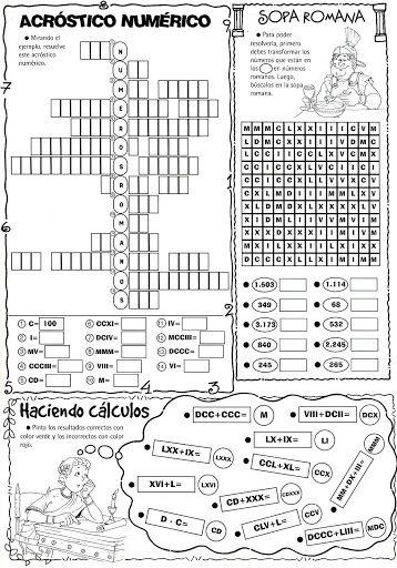 Numeracion - José Miguel de la Rosa Sánchez - Picasa Webalbumok