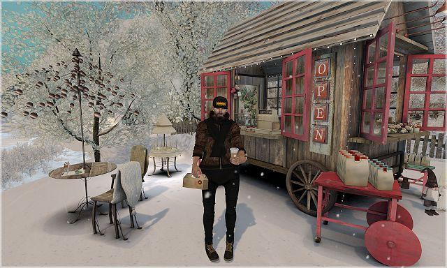 W&F fashion: Walk Winter