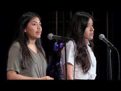 "Paola Gonzalez & Karla Gutierrez - ""At The Wall, US/Mexican Border, Texas, 2020"" - YouTube"