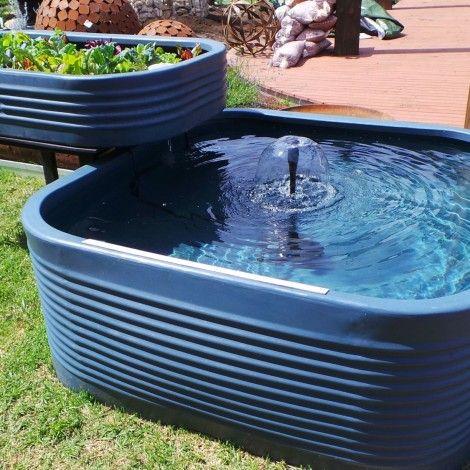 Best 25 aquaponics kit ideas on pinterest hydroponic for Koi pond hydroponics