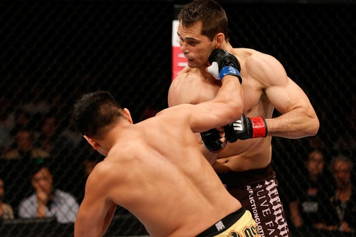Knockout of the Year: Cung Le vs. Rich Franklin, UFC Macau - MMA Fighting