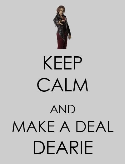 Once Upon A Time Keep calm poster number one....