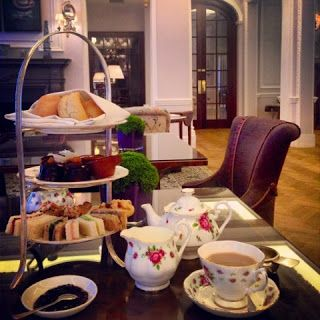 The Afternoon Tea Reviews: The Stafford Hotel By Kempinski, London