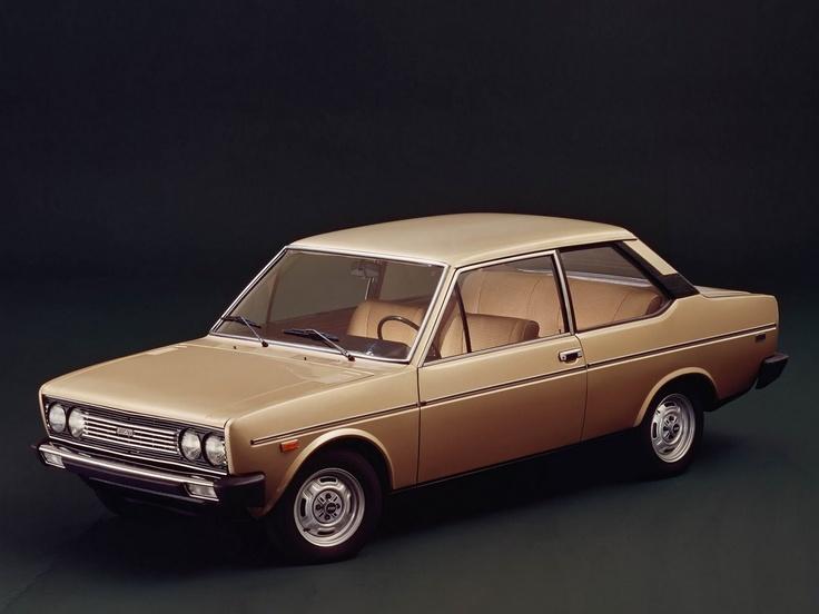 1974 Fiat 131 Special