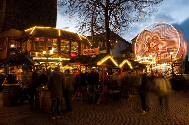Weihnachtsmarkt in Göttingen