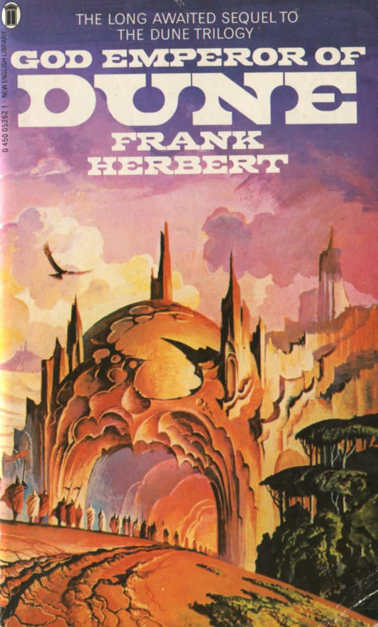 a book analysis of god emperor of dune by frank herbert What is frank herbert's dune really about update cancel answer wiki 29 answers i got the idea from a fascinating book that a herbert super-fan wrote [frank herbert: the works] 21k views view upvoters conrad leonard this answer focuses on the series ending with the god emperor.