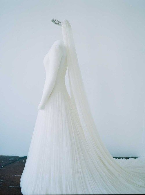 Crown Princess Mette-Marits wedding gown