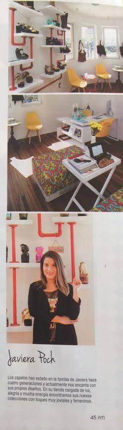 Reportaje Revista PM/ 24 de Marzo 2015.
