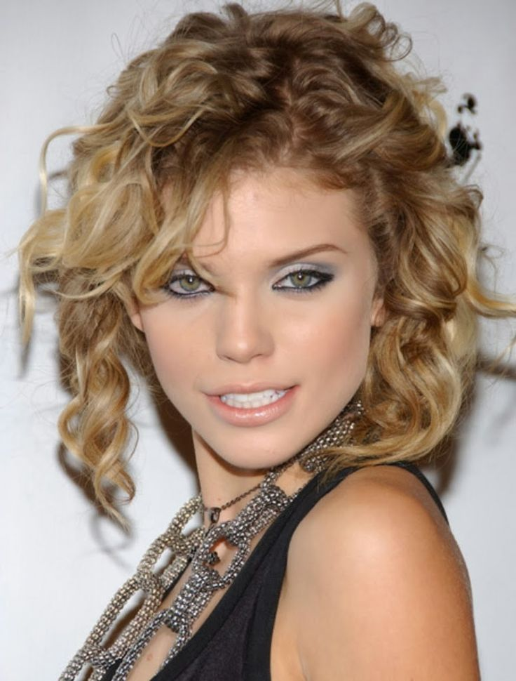 Short Curly Hairstyles For Prom : 19 best prom hairstyles for short hair ideas images on pinterest