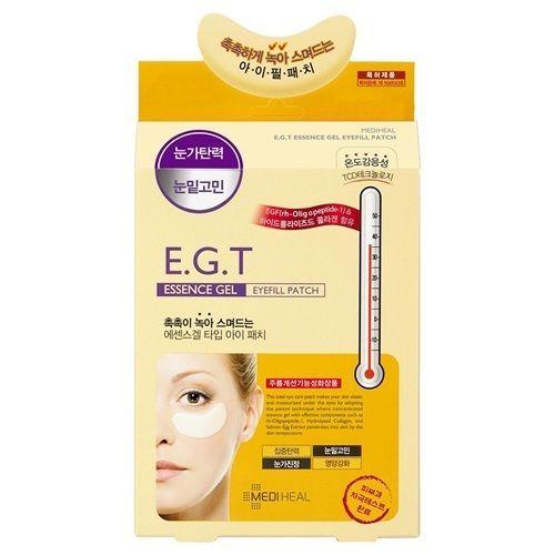 K-Beauty Mediheal EGT Essence Gel Eyefill Patch 5EA #Mediheal