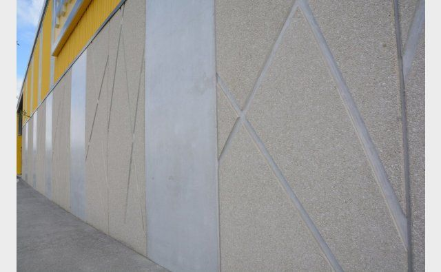 Peter Fell Coloured Concrete | The toughest test for our new Anti-Graffiti Sealer