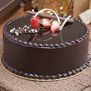 Cakes : New York Chocolate Cake