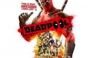 Deadpool Game Wallpaper HD