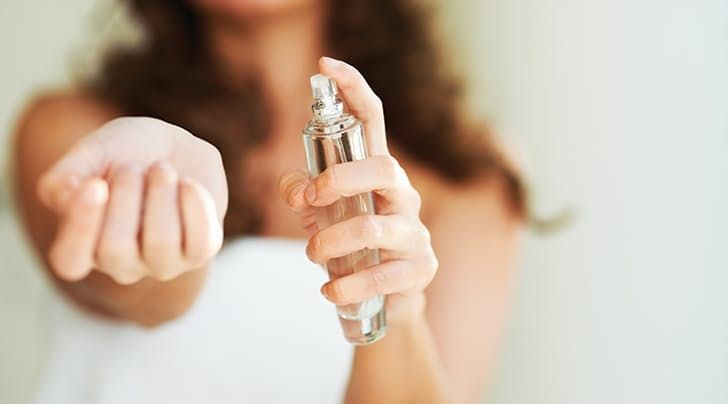 Vaseline, a No-Fail Trick to make perfume last all day ~ spray wrists, hair & behind ears & knees - but FIRST apply Vaseline!