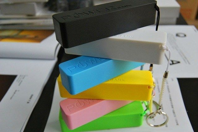 Portable mobile Power Bank 2600mah Perfume Universal is going up for auction at  1pm Wed, Jun 5 with a starting bid of $6.