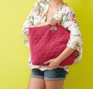 Bobble Bag Crochet Kit