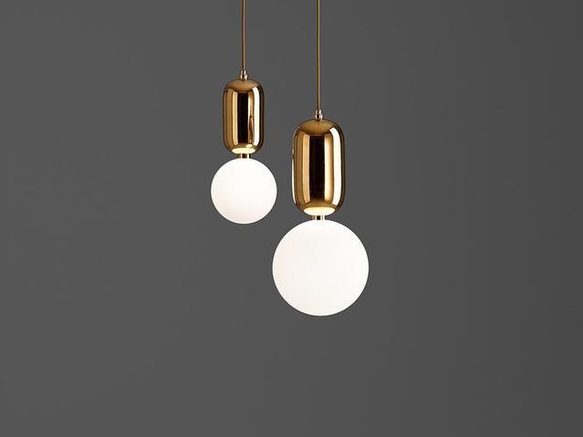 Parachilna ABALLS Suspension Light TME designed by Jaime Hayón