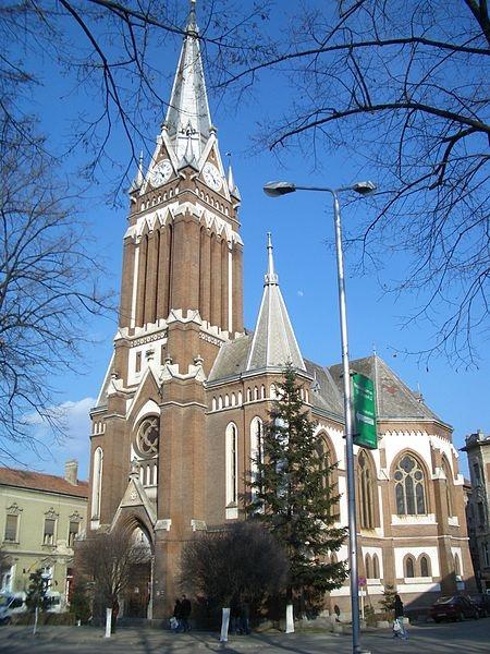 Evangelical Church in Arad