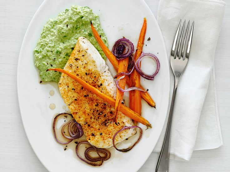 524 best food delish images on pinterest clean eating meals broiled halibut with ricotta pea puree healthy weeknight dinnerseasy dinnershealthy mealshealthy recipessalmon forumfinder Gallery