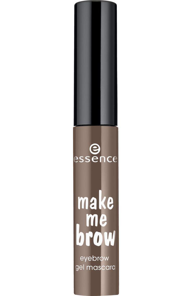 Augenbrauengel make me brow eyebrow gel mascara browny brows 02 - vegan