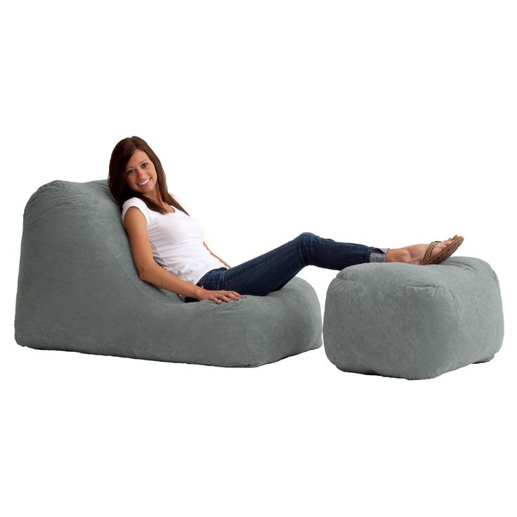 have to have it original fuf chair wedge and ottoman