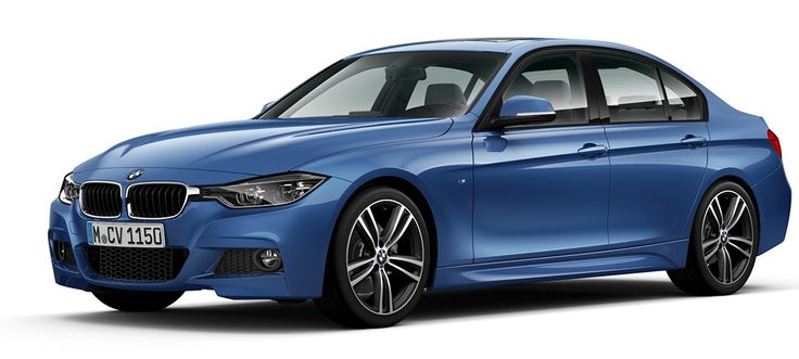 BMW Série 3 Sedã : Design