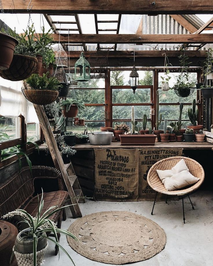 Bohemian Outdoor Patio And Life Styles