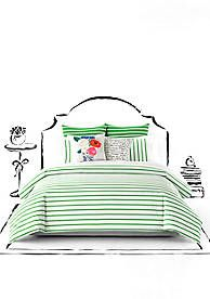 1000 Ideas About Green Comforter On Pinterest Green